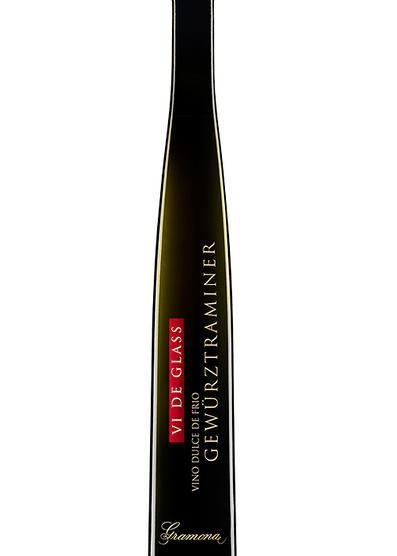Gramona Vi de Glass Gewürztraminer 2011 (37,5 cl.)