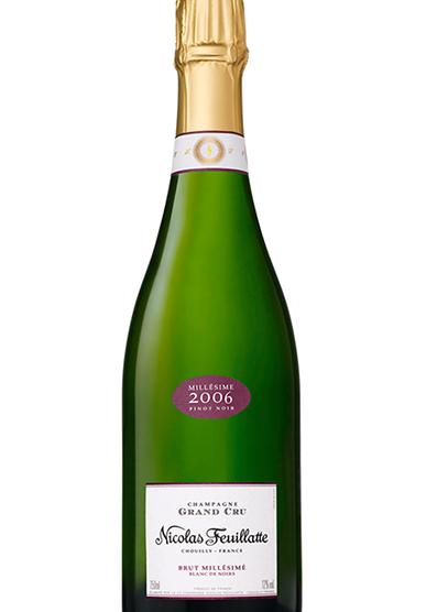 Nicolas Feuillate Grand Cru Pinot Noir Vintage 2006