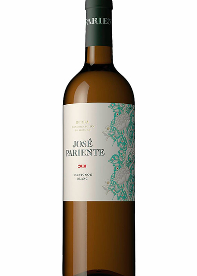 José Pariente Sauvignon blanc 2018