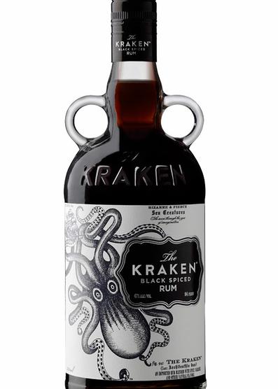 Ron Especiado Kraken