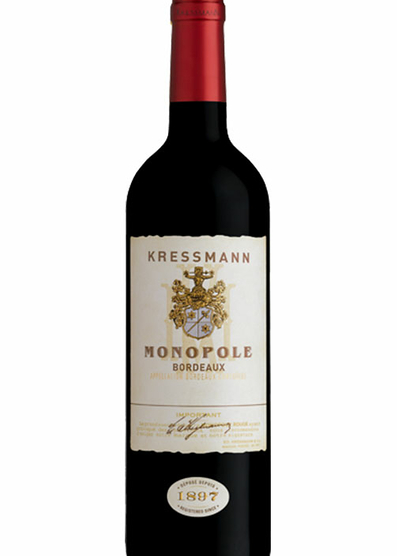 Kressmann Monopole Rouge 2015