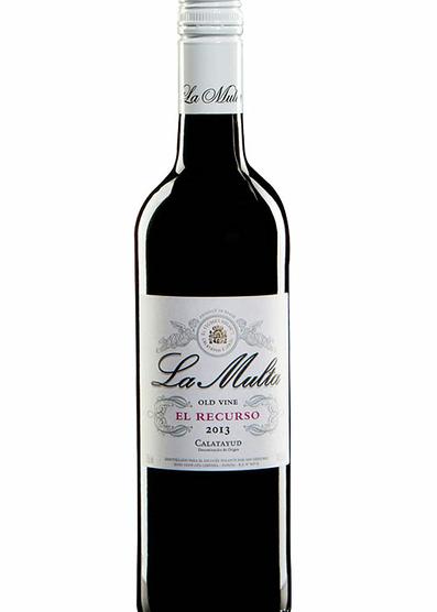 """La Multa - El Recurso """"Old Vine Garnacha"""" 2013"""