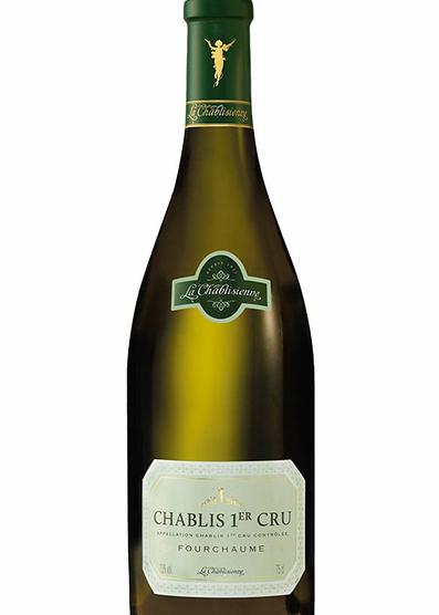 La Chablisienne 1er Cru Fourchaume 2016
