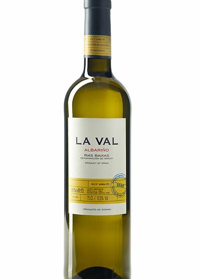 La Val Albariño 2015