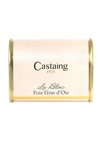 Le Bloc de foie gras de oca 130 g
