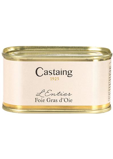 L'Entier foie gras de oca 130 g
