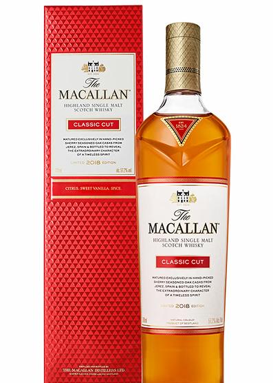 The Macallan Classic Cut 2018 Edición Limitada