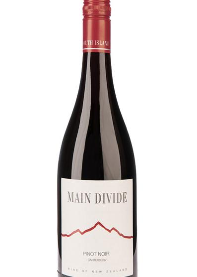 Main Divide Pinot Noir 2013
