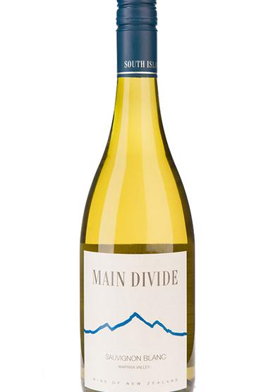 Main Divide Sauvignon Blanc 2015