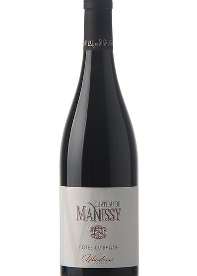"""Château de Manissy Côtes du Rhone """"Oracle"""" Rouge 2017"""