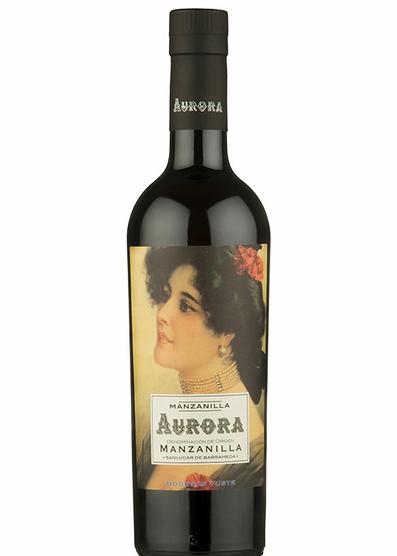 Manzanilla Aurora 50 cl.
