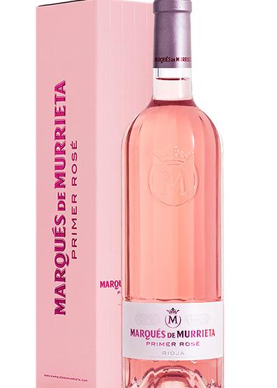 Marqués de Murrieta Primer Rosé 2018 con estuche