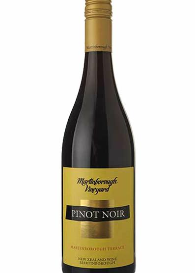 Martinborough Vineyard Pinot Noir 2011