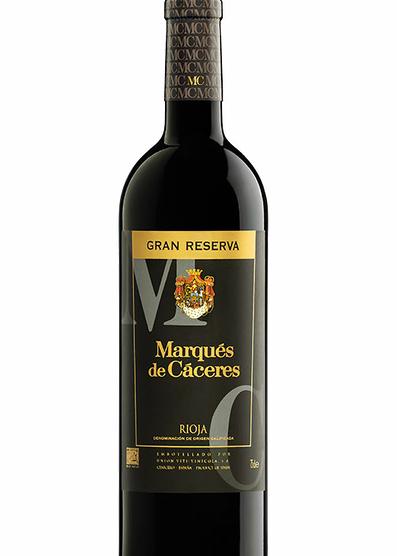 Marqués de Cáceres Gran Reserva 2010