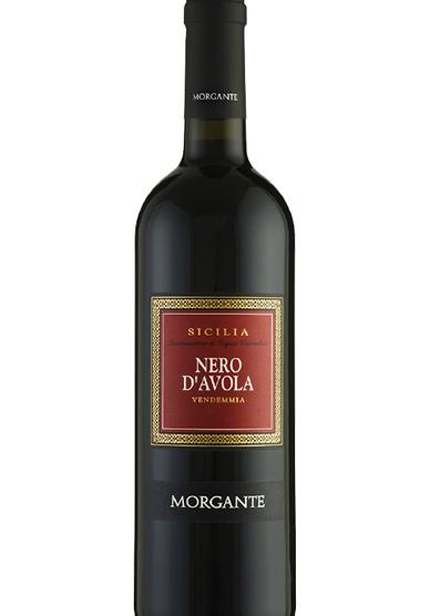 Morgante Nero D'Avola 2014