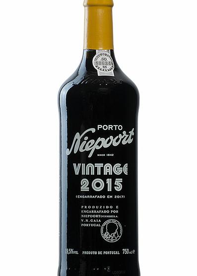 Niepoort Vintage 2015 75 cl.