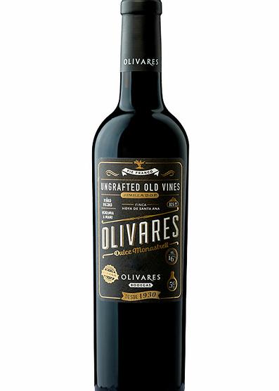 Olivares Dulce Monastrell 2016 50 cl.