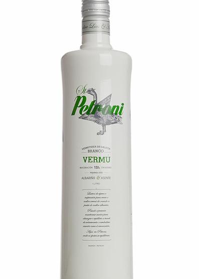 Vermú Petroni Blanco 100 cl.