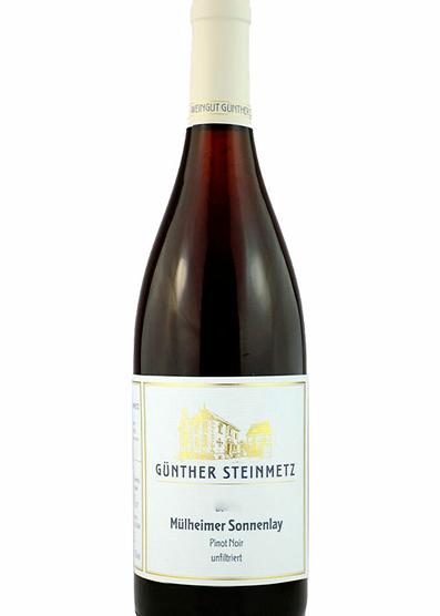 Mülheimer Sonnenlay Pinot Noir Unfiltriert 2015