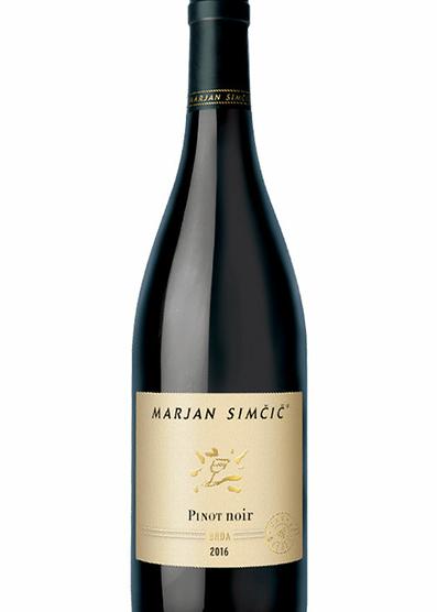 Simčič Pinot Noir Cru Selection 2016