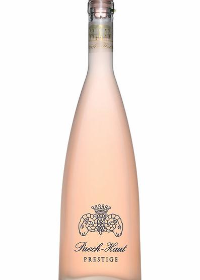 Château Puech-Haut Prestige Rosé 2017 Magnum