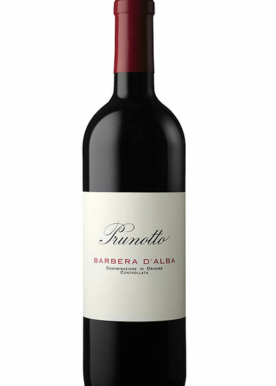Prunotto Barbera d´Alba 2017