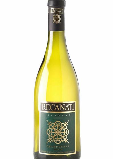 Recanati Chardonnay Reserve 2010