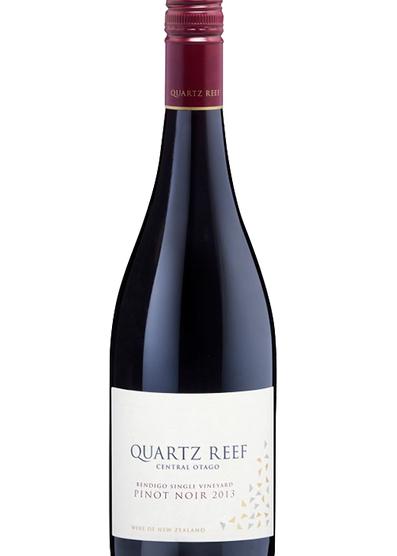 Quartz Reef Pinot Noir 2013