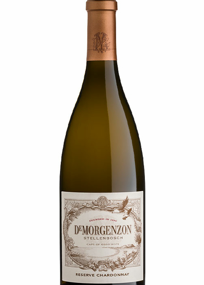 DeMorgenzon Reserve Chardonnay 2017
