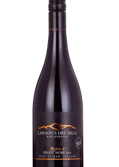 Lawson's Dry Hills Reserve Pinot Noir 2013