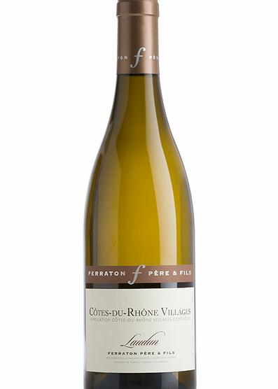 Ferraton Côtes du Rhone Village Laudun Blanc 2016