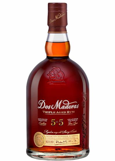 Ron Dos Maderas 5+5 PX