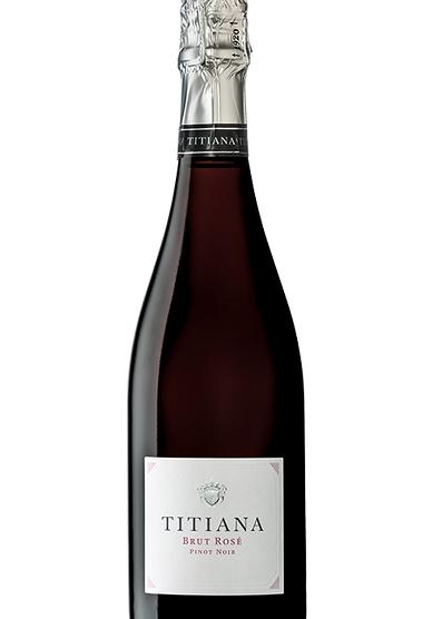 Titiana Brut Rosé Pinot Noir 2014