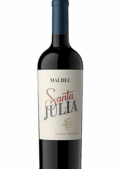 Santa Julia Malbec 2017