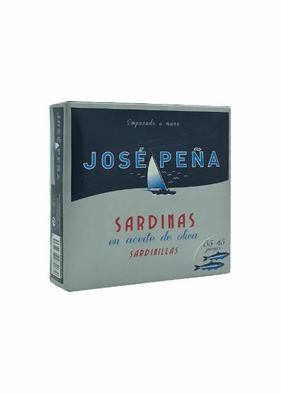 Sardinillas en Aceite de Oliva 35-45 piezas