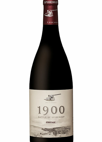 Spioenkop 1900 Pinotage 2016