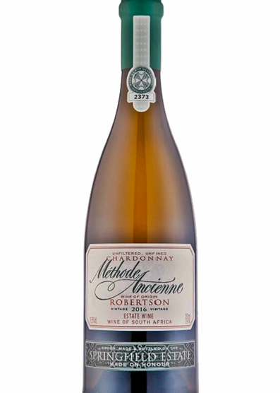 Springfield Estate Methode Ancienne Chardonnay 2016