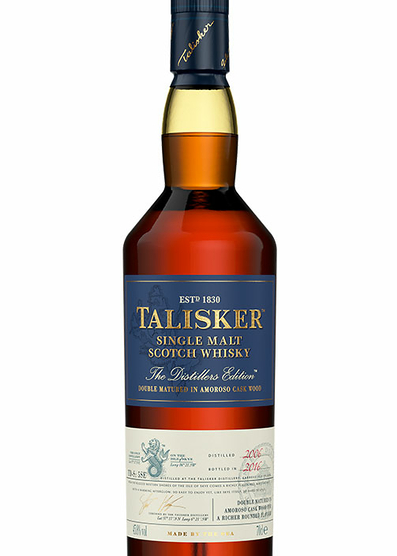 Talisker Distiller Edition