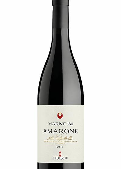 Tedeschi Marne 180 Amarone Della Valpolicella DOCG 2015