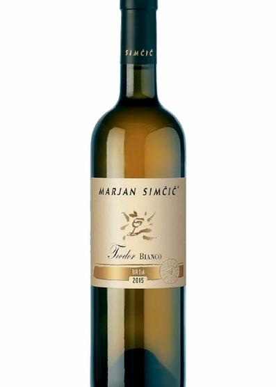 Simčič Teodor Bianco Cru Selection 2015