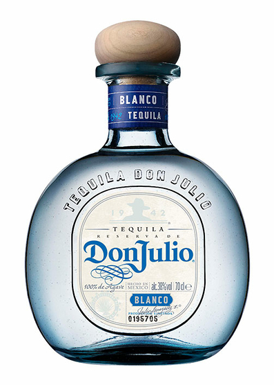 Tequila Reserva Don Julio Blanco 70 cl.
