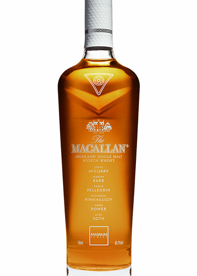 The Macallan Mop 7 Magnum Edition