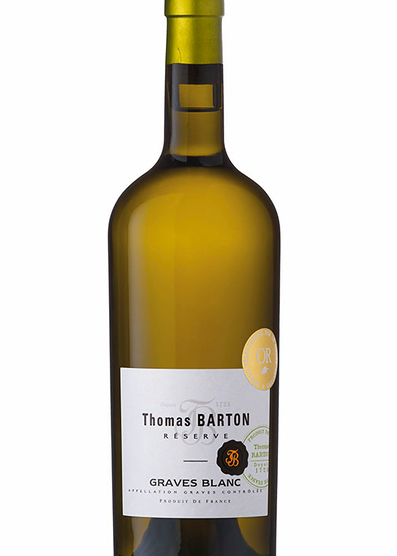 Thomas Barton Réserve Graves Blanc 2015