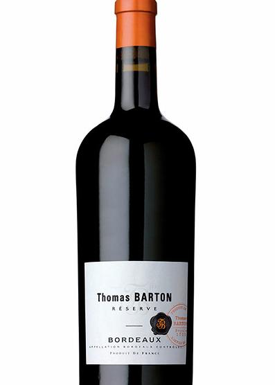 Thomas Barton Réserve Bordeaux 2016