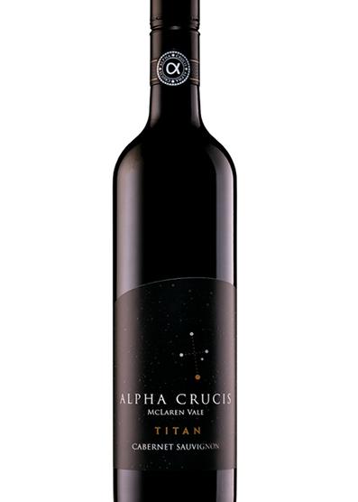 Alpha Crucis Titan Cabernet Sauvignon 2012