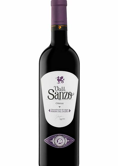 Vall Sanzo Crianza 2014
