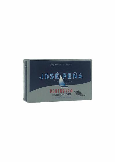 Ventresca de Bonito Costera en Aceite de Oliva 80 gramos