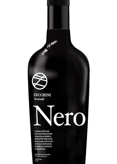 Vermut Zecchini Nero