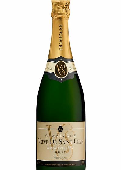 Champagne Veuve de Saint Clair
