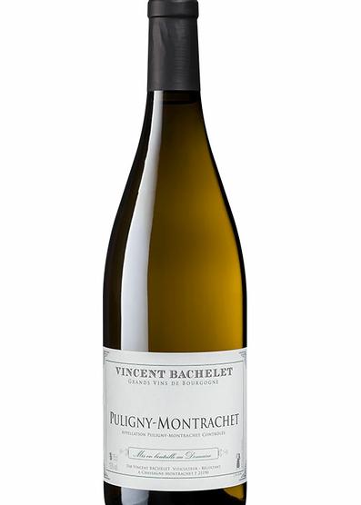 Vincent Bachelet Puligny-Montrachet 2012